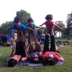 Family Yoga Workshop