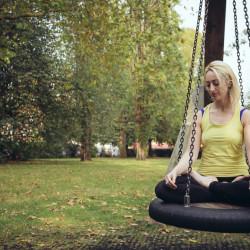 Hands-Free Yoga Workshop
