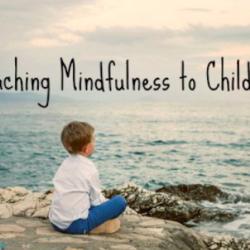 Mindfulness for Children – Abertawe