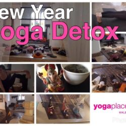 New Year Yoga, Detox Deliciousness for Everyone – Abertawe