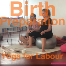 Birth Preparation; Yoga for labour | Abertawe
