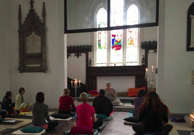 Kundalini Yoga at Yoga Place Abertawe Saturday 13th August 2.30pm to 4pm!