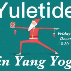 Yuletide Yin Yang Yoga – Abertawe